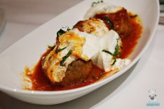 Red, The Steakhouse - Miami Spice - House Made Meatballs