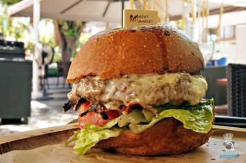 Meat Market - MM Certified Angus Burger