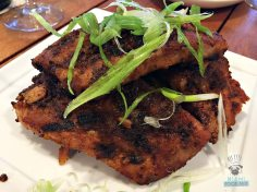 Verde - Guest Chef Series - Niven Patel - Grilled Ribs