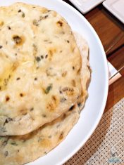 Verde - Guest Chef Series - Niven Patel - Whole Wheat Naan