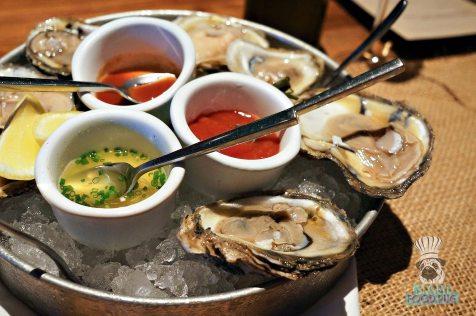 Burlock Coast - Brunch - Oysters
