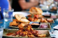 Doral Food Tour - Pisco Y Nazca - Chicken Skewers