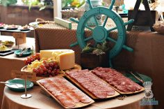 Nautilus - Brunch - Meats and Cheeses