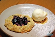 Fi'lia - Blueberry Crostada