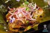 La Mar - Fall Inspirations and Classics - Quinoa Tamal