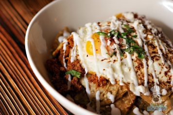 Olla - Brunch - Chorizo Chilaquiles