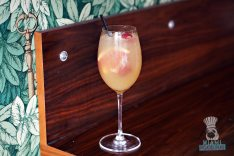 Sweet Liberty - Brunch - Dry Sherry Cobbler