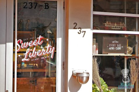 Sweet Liberty - Brunch - Outside