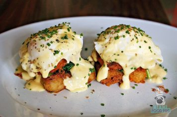 Sweet Liberty - Brunch - Smoked Duck Benny