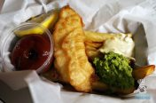 The Wynwood Yard - The British Garden's FIsh and CHips