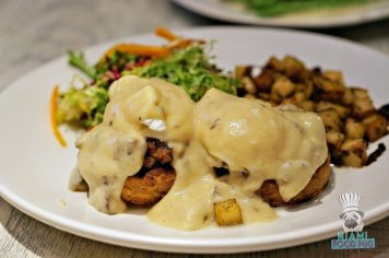 Bakehouse Brasserie - Country Benedict