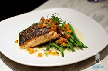 Bakehouse Brasserie - Pan Seared Salmon 2