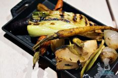 Bird & Bone - Grilled Vegetables