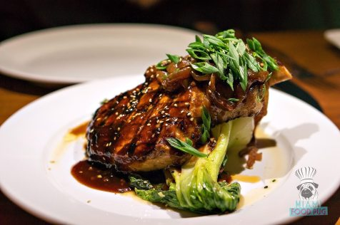 Lure - Bowery Meat Company - Grilled Pork Chop
