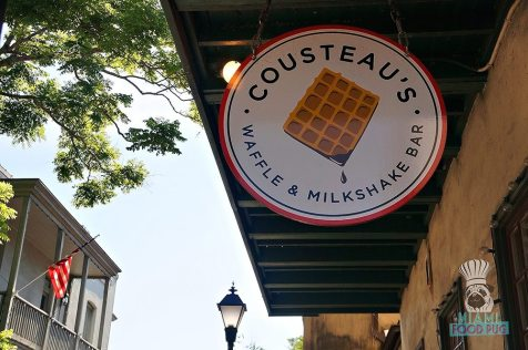 St. Augustine - Costeau's Waffle and Milkshake Bar