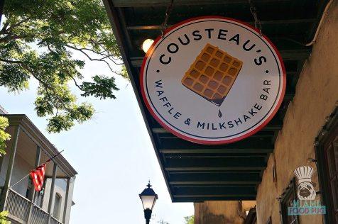 St. Augustine - Costeau's Waffle and Milkshake Bar