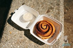 St. Augustine - The Bunnery - Cinnamon Roll