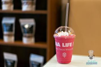 Manna Life Food - Strawberry Guava Smoothie