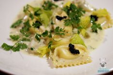 Point Royal - Ricotta Agnolotti