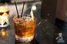 Bar Collins - Zacapa Old Fashioned