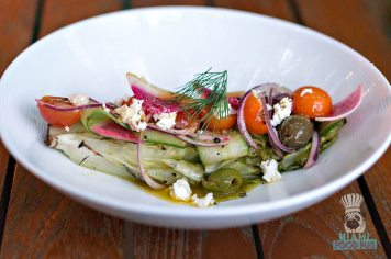 The Restaurant at The Raleigh - Greek Salad