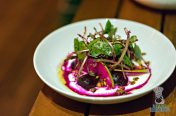 The Restaurant at The Raleigh - Pickled Beets