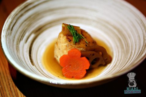 Dashi - Seasonal White Fish - Tilefish