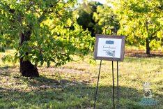Estancia Culinaria x The Local x Knaus Berry Farm - Sunday Supper - Farmhouse Sign