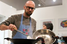 Wok Star - Guest Chef Juan Focused