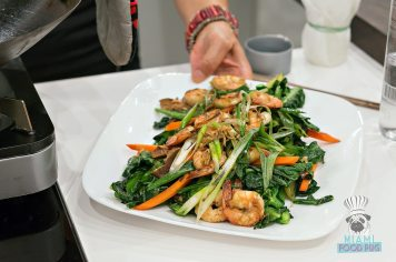 Wok Star - Shrimp and Veg Mixed