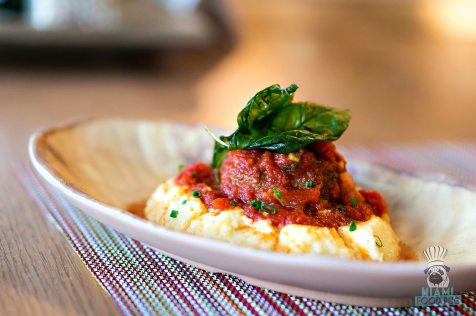 American Kitchen Bar and Grill - Meatball