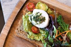 ExperienceSOFI Brunch - Bakehouse Brasserie - Avocado Toast