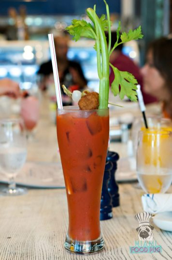 ExperienceSOFI Brunch - Bakehouse Brasserie - Bloody Mary