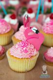 ExperienceSOFI Brunch - Nikki Beach - Flamingo Cupcake