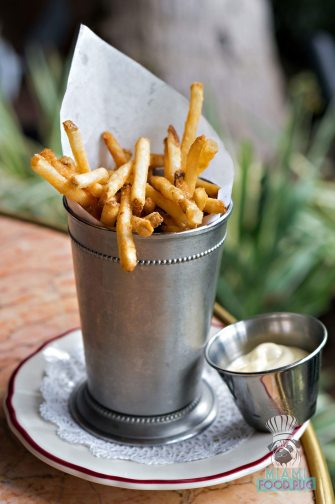 Le Zoo - Brunch - Pomme Frites