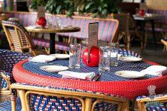 Le Zoo - Brunch - Table