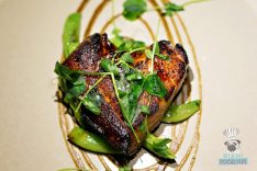 Monkitail - Broiled Sea Bass