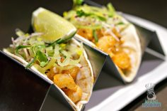 Monkitail - Tempura Shrimp Taco