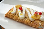 Steak 954 - Brunch - Strawberry Rhubarb Pop Tart