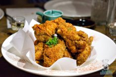 Blue Ribbon Sushi Bar and Grill - Chicken WIngs