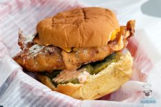 Federal Donuts - Fried Chicken Sandwich