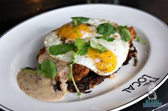 The Local - Brunch - Country Fried Pork Chop