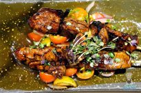 Katsuya - Miami Spice 2017 - Filet and Foie