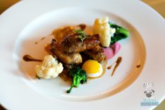 Palme d'Or - Miami Spice - Seared Quail