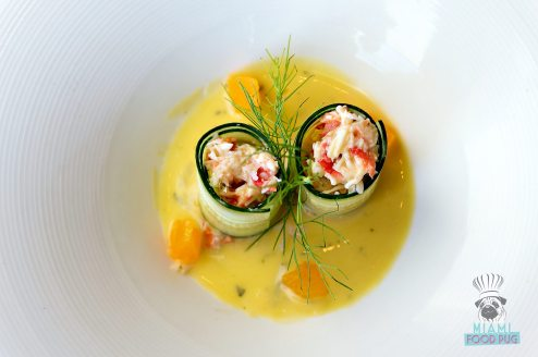 Rusty Pelican - Chilled Crab Salad