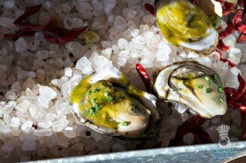 Stiltsville - Grilled Oysters
