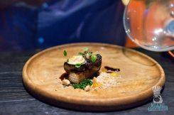 Stubborn Seed - Smoked Foie Gras