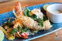 Stiltsville - Crispy Coconut Shrimp