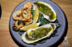 Stiltsville - Wood Grilled Oysters