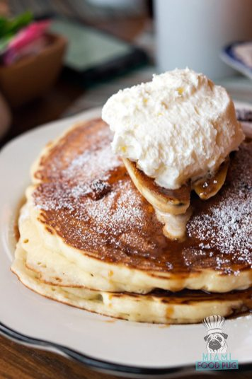 Lolo's Surf Cantina - Breakfast - Butterscotch Pancakes